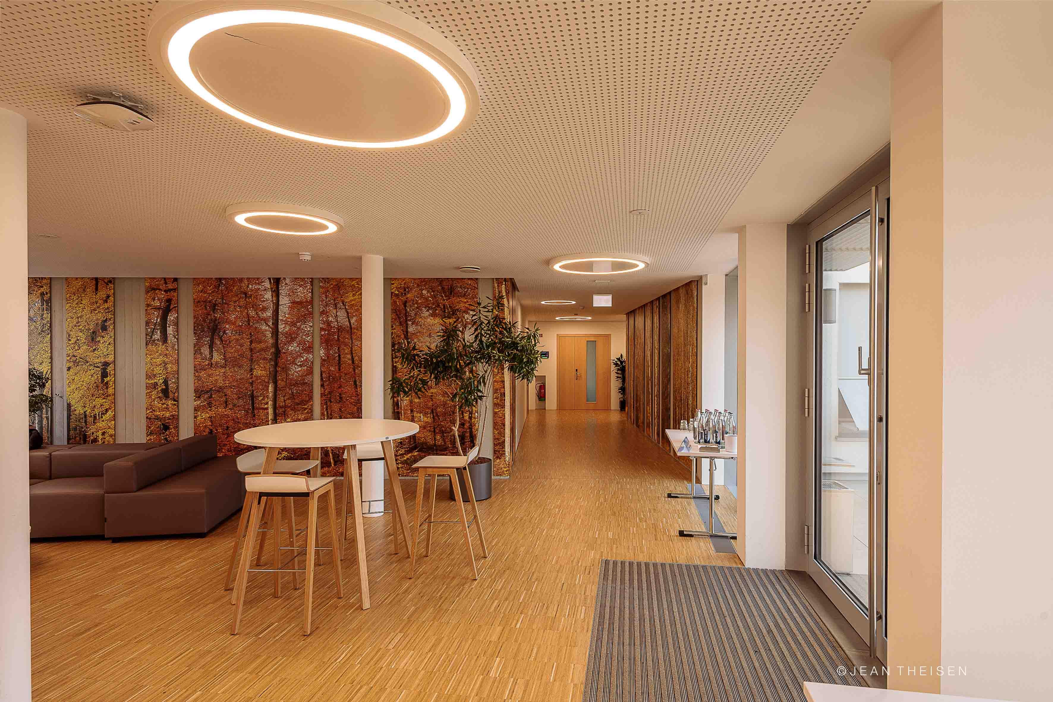Theisen Architectes - CHAMBRE DES SALARIES