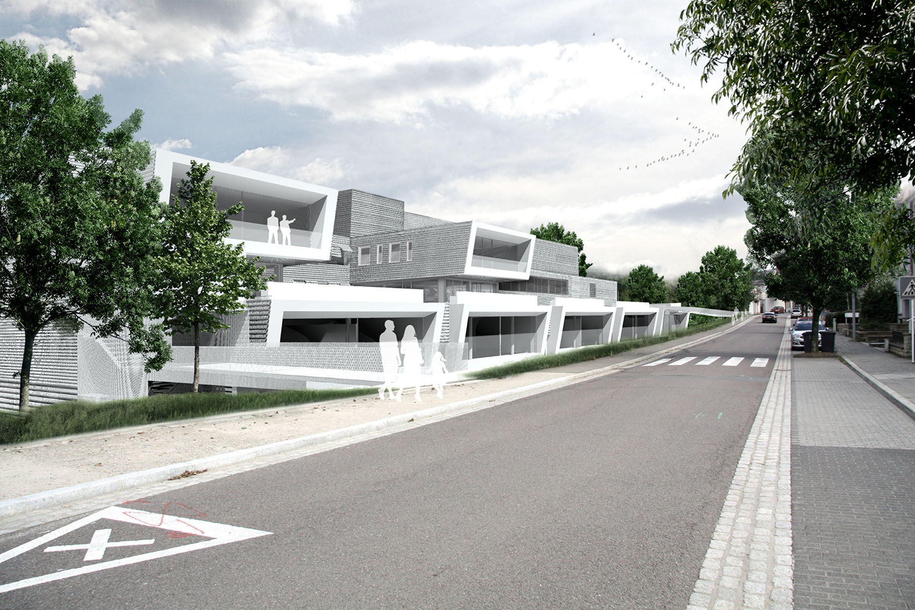 09-Construction du batiment maintenance et infrastructure SNCFL a Luxembourg