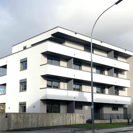 Construction d'une résidence bois pour la commune de Strassen - Theisen Architecte